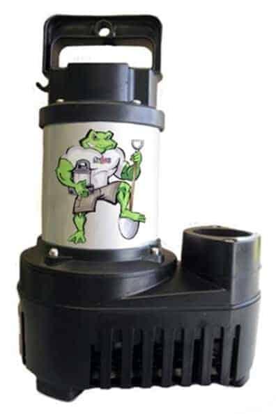 big frog pump