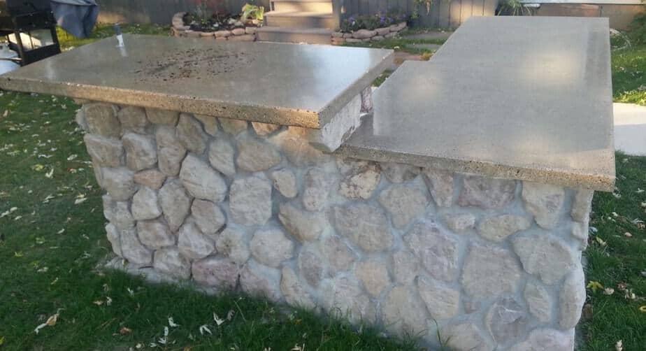 do it yourself concrete polishing
