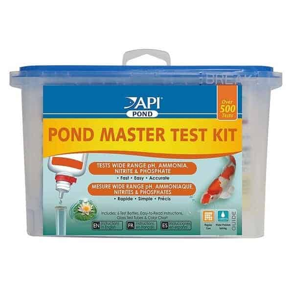 API pondmaster test kit