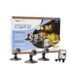 LED submersible light kit