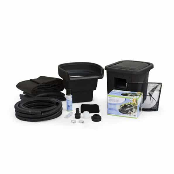 DIY 6x8 backyard pond kit