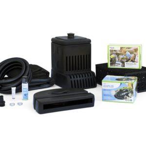 DIY Backyard Pondless Waterfall Kit