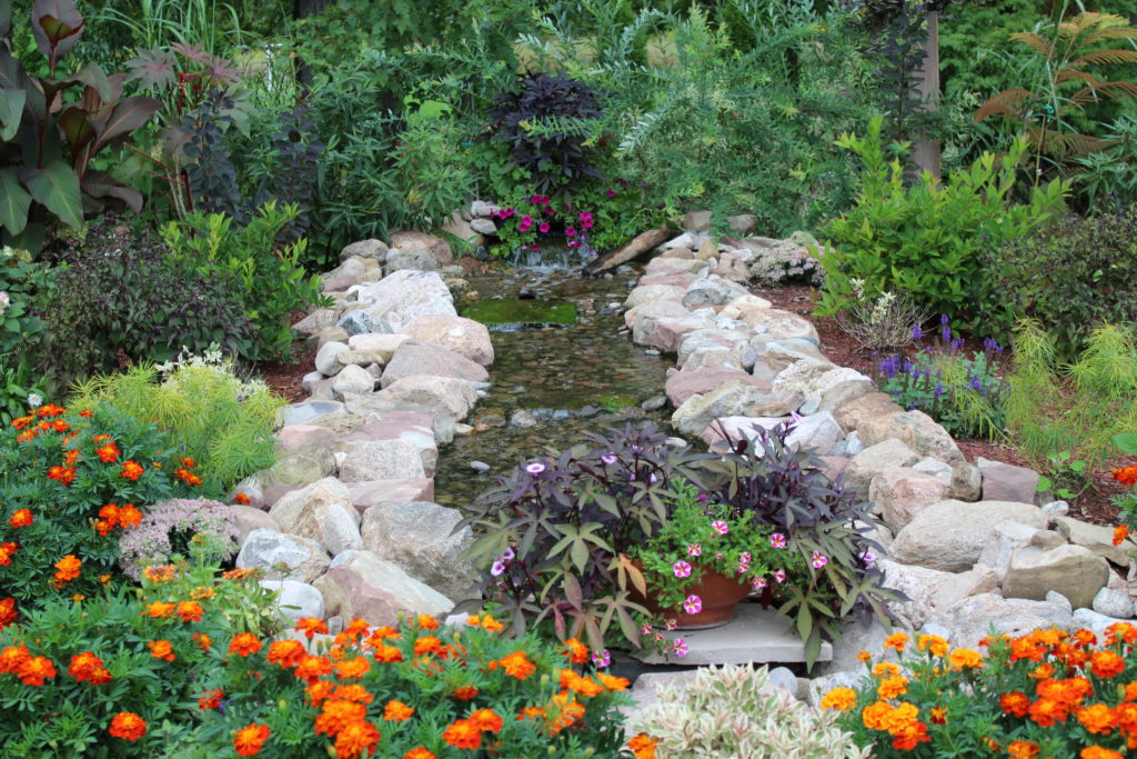 pondless stream waterfall