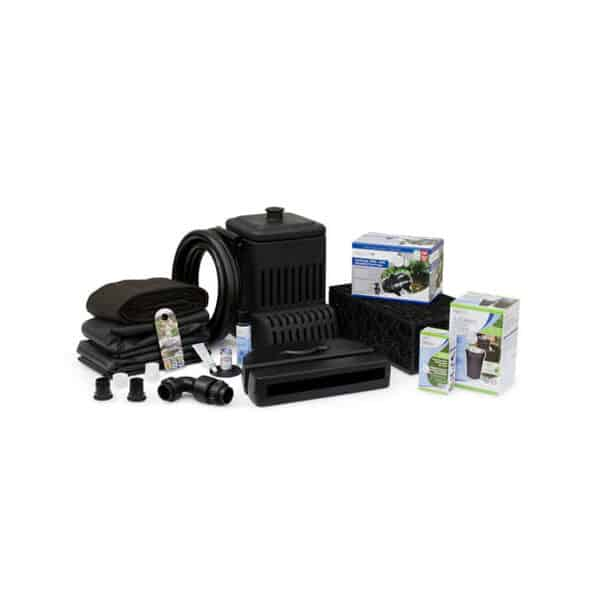 Small Pondless Waterfall Kit With 6 foot stream and AquaSurge 2000 pump