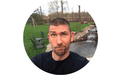 jeff from backyard water garden