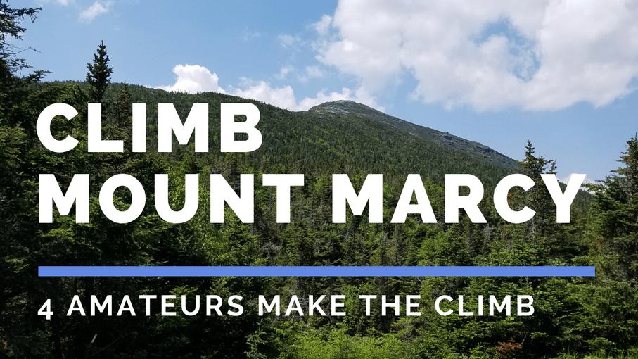 climb mount marcy