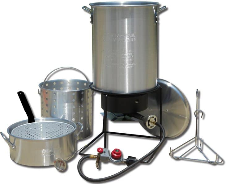 Tailgate cooking essentials