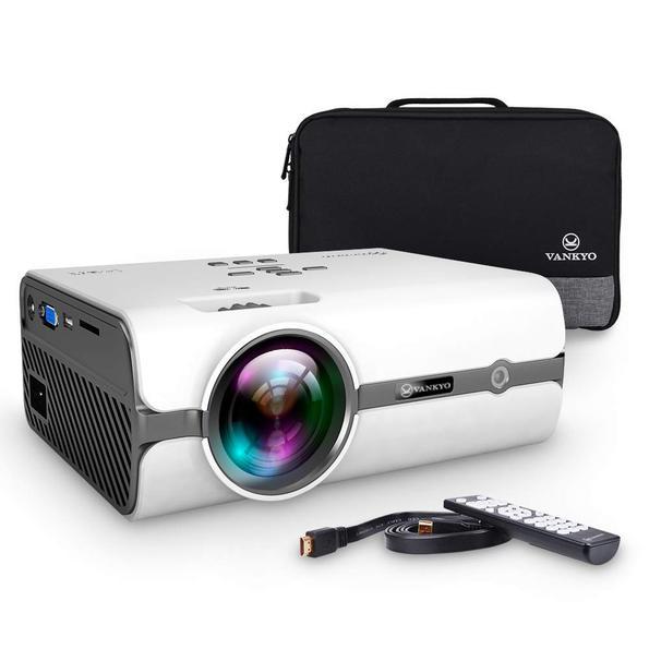 backyard tailgate projector